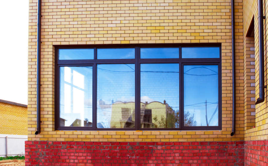 Картинка тонированного окна