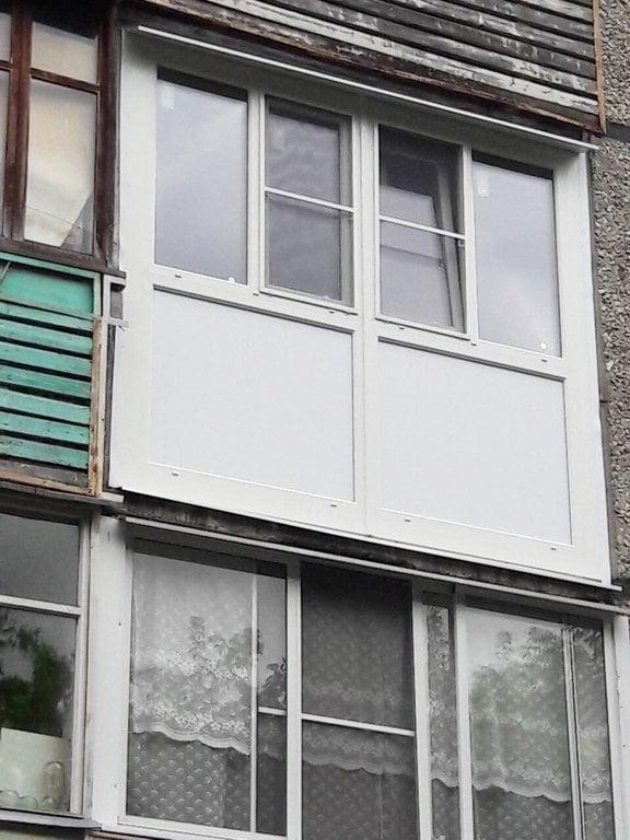 Застеклить балкон цена кострома клен остекление балконов тула